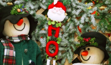 Życzymy Wesołych Świąt!